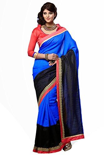 Indian Ethnic Saree Fabulous Dual Colored Manipuri Silk Saree By Triveni
