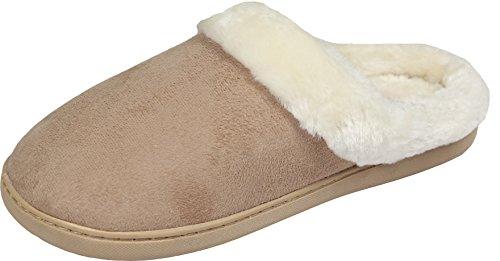 Women's Cozy Fleece House Footwear/Slippers