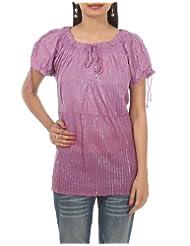 Rajrang Women's CasuaL Wear Cotton Short Kurta Top Size S