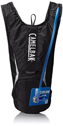 Camelbak Classic - Mochila de hidratación, color negro, 2 l