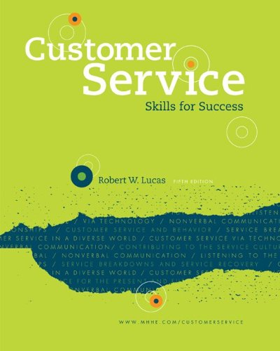 Customer Service Skills for Success (Connect,