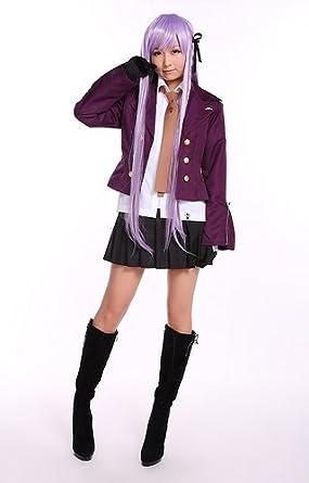 Amazon.com: COSROOM Danganronpa Kyoko Kirigiri Cosplay ...
