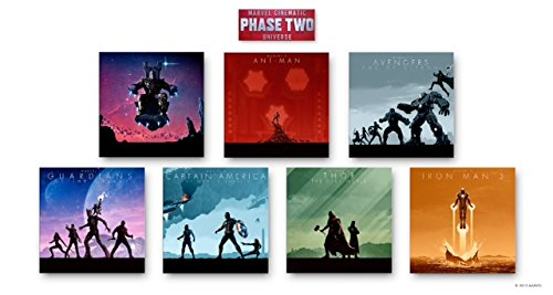 Marvel Cinematic Universe: Phase Two Collection Detailed 10