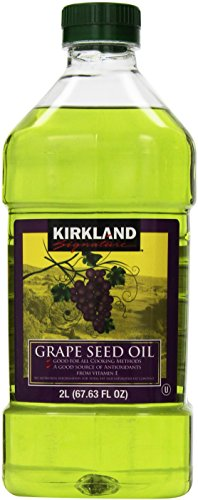 Make Healthy Vegetarian Pumpkin Soup with Kirkland Signature Grape Seed Oil