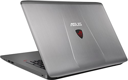 ASUS ROG GL752VW-DH74 17-Inch Gaming Laptop, Discrete GPU GeForce GTX...