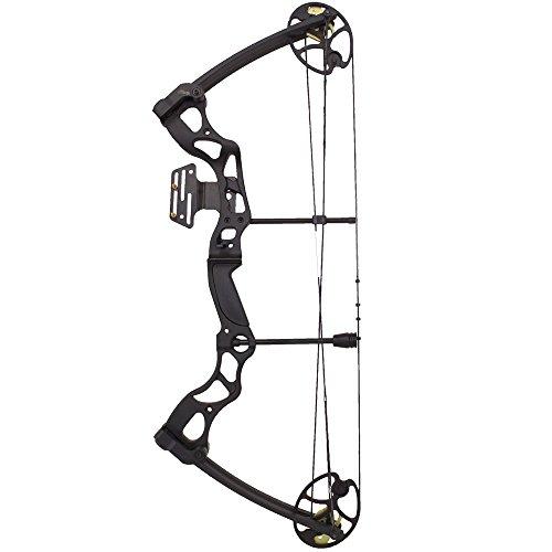 Wizard Archery 70 Lbs 30'' Compound Bow - Black