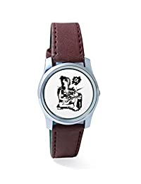 Posterguy Relaxed State Of Mind On A Spanish Painting Wrist Watches