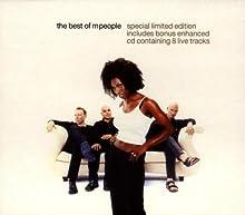 The Best of M People (Bonus Live CD)