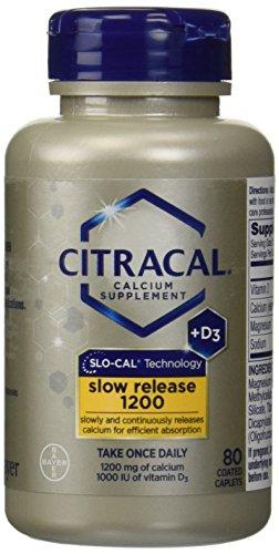 calcium plus d slow release