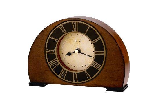Bulova B7340 Tremont Clock, Antique