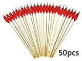 Bluecell 50 pcs Alligator Clip Stick for Airbrush Hobby Model Parts