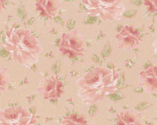 Beliebt Tapete Barock: A.S. Création 6794-13 Tapete, florales Muster HL92