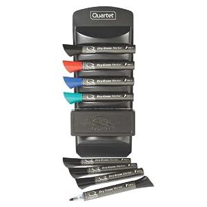 Amazon.com: Quartet Whiteboard Accessory Caddy, Includes 8