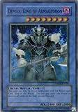 Yu-Gi-Oh! - Demise, King of Armageddon (DR04-EN155) - Dark Revelations 4 - Unlimited Edition - Super Rare