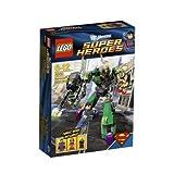 Lego Superman Vs Power Armor Lex