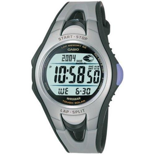[カシオ]CASIO 腕時計 PHYS フィズ タフソーラー ランナーウォッチ LAP MEMORY60 STR-210J-8JF