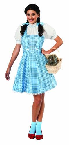 Rubie's Costume Wizard Of Oz Adult Dorothy Dress