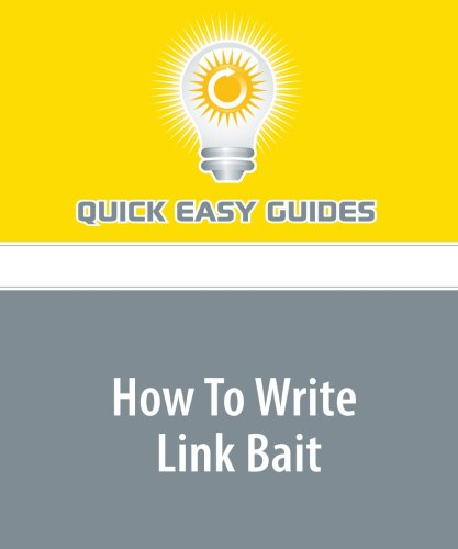 How to write link bait