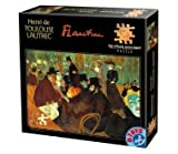 515 Piece At The Moulin Rouge Jigsaw Puzzle By Lautrec