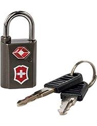 Victorinox Travel Sentry Approved Key Lock Set, Grey, One Size