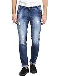 Code 61 Stretchable Sim Fit Jeans - B019Y7HMF0