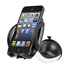 Sport Car Mount -Flyer For IPhone Series And Smartphone--White