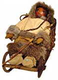 Alaskan Minto The Inuit Musical Xenis Doll Limited Edition of only 100