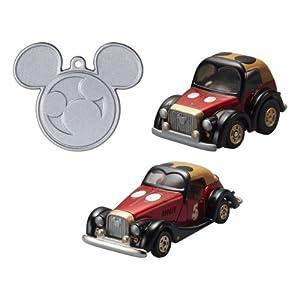 ディズニートミカモータース 5thアニバーサリー ドリームスターミッキーマウス トミカ&チョロQスペシャルセット 特別仕様車