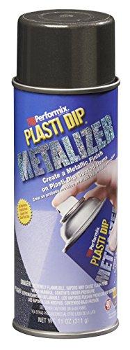 Performix 11287 Graphite Pearl Metalizer Plasti Dip Spray - 11 oz.