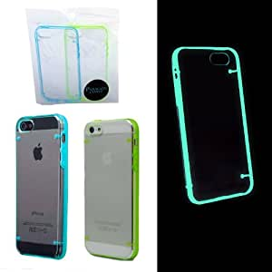 iphone 5s glow in the dark case luminous glow in the cover for 20486