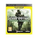 Call Of Duty 4: Modern Warfare - Platinum (PS3) (UK IMPORT)