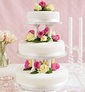 marks and spencer wedding cakes to decorate yourself cake credit crunch 17179