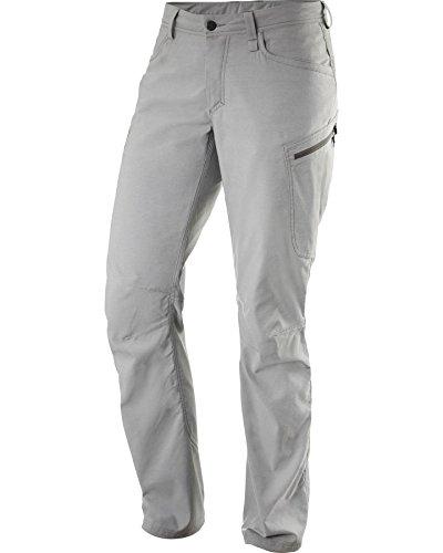 Haglöfs Robuste Hose Mid II Fjell Pants Women S15 - Pantalones para mujer, color gris (granite oxford), talla 38