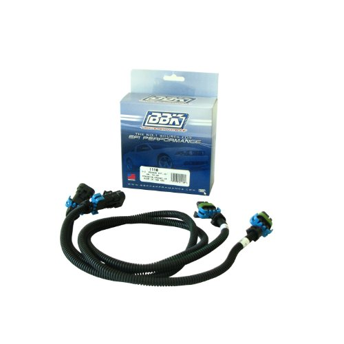BBK Performance 1116 Oxygen Sensor Wire Harness Extension 36-inch Replacement for 2008-2015 GM