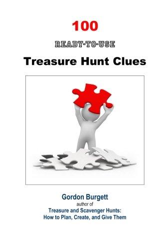 100 Ready-to-Use Treasure Hunt Clues