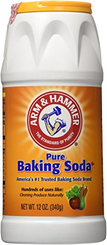 Arm & Hammer Pure Baking Soda Shaker - 12 Oz