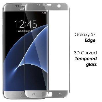 Original FING (TM) 3D Premium Quality Full Edge To Edge 9H Hardness 2.5D CURVE Tempered Glass Full Screen Protector...
