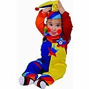 Dress Up America Cutie Clown Multi 0-6 Months