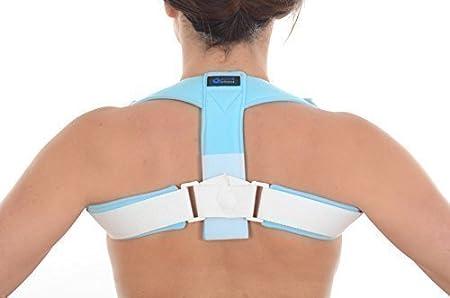 Correttore posturale per raddrizzare schiena e spalle (raddrizzaspalle)