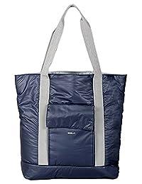 Goblin Polyester 30 Ltrs Blue Reusable Shopper Bag