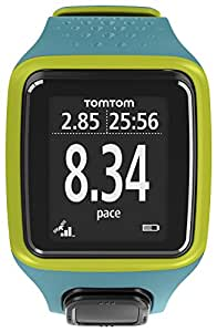 Amazon.com: TomTom Runner Limited Edition (Turquoise/Green
