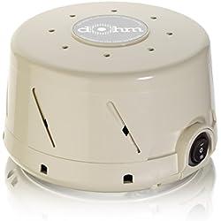 Marpac DOHM-DS, Natural White Noise (actual fan inside) Sound Machine, Tan