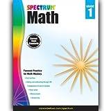Carson Dellosa CD-704561 Spectrum Math Gr 1Carson Dellosa CD-704561 Spectrum Math Gr 1