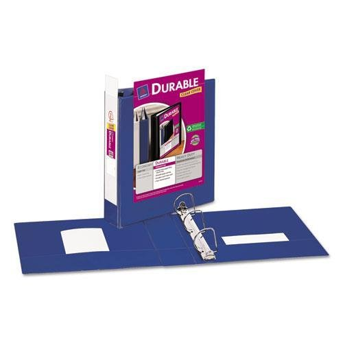 """AVERY-DENNISON Durable View Binder with Slant Rings, 2"""" Capa"""