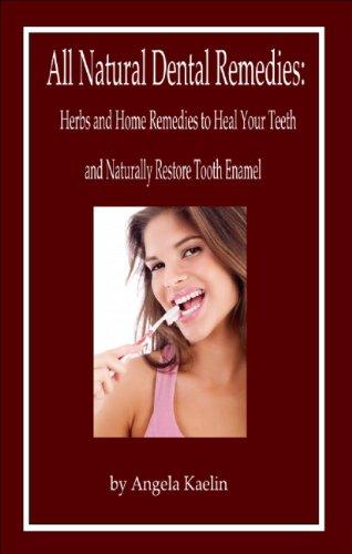 natural dental remedies