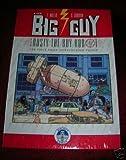 BIG GUY COMICS RUSTY THE BOY ROBOT JIGSAW PUZZLE 550 pieces