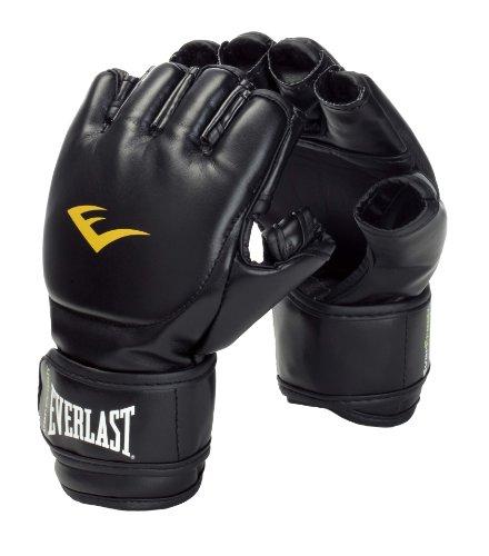 Everlast 7560 - Guantilla MMA, color negro