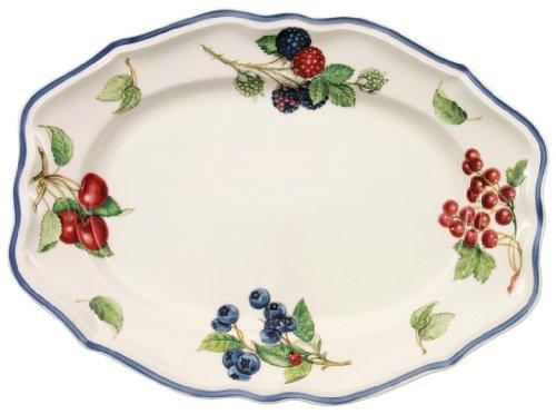 Villeroy & Boch Cottage 11-3/4-Inch Oval Platter