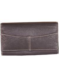 Hawkeyed Women's Wallet Black (Black_238)