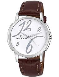 Decode GR012 White Analog Wrist Watch For Men/Boys